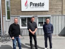 Presto stärker lokal närvaro i Norrbotten