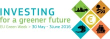Green bonds discussion selected as a highlight seminar on Europe's biggest conference on environment policy