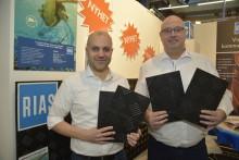 Plast från havet blir till nya produkter