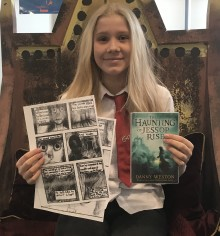 Elgin Academy pupils and staff win big in Book Trust Awards
