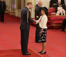 Royal recognition for Professor Jane Core