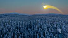 Ett oändligt välstämt Folknät när Telia firar jul