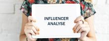Influencer-Analyse