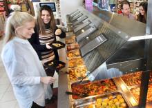 Nyttig mat gör svensken gladare
