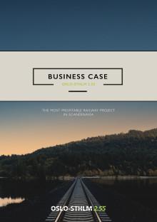 Business Case - Oslo-Sthlm 2.55d