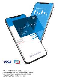 Visa Commercial Pay umożliwia korzystanie z wirtualnych kart klientom i partnerom na całym świecie