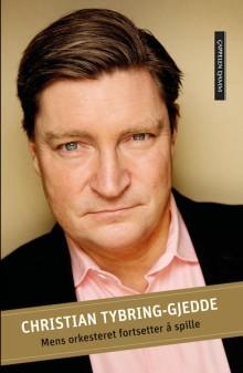 Christian Tybring-Gjedde lanserer ny bok mandag