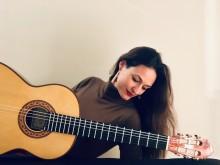 ANABEL MONTESINOS- klart lysande gitarrstjärna från Spanien på Sverigeturné i mars