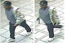 CCTV images released in connection with rape investigation - Slough