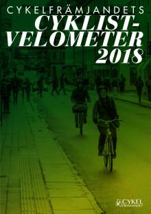 Cyklistvelometern 2018, nationell rapport