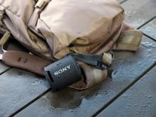 Sony introduserer SRS-XB13 med kraftig EXTRA BASS-lyd