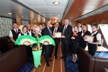 Stena Line says 'ni hao' to rising number of Chinese customers