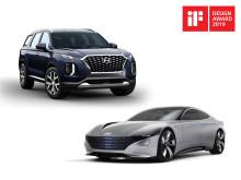 Høythengende designpriser til Hyundai