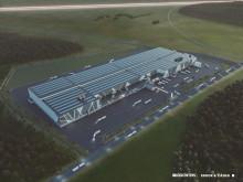 Logicenters nya logistikanläggning i Bålsta blir en toppmodern storinvestering
