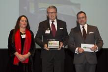 Scania gewinnt Europäischen Transportpreis für Nachhaltigkeit 2018