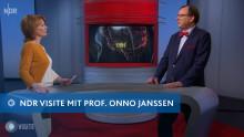 NDR Visite mit Prof. Onno Janßen