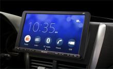 Viaggia in sicurezza e con stile restando sempre concentrato sulla strada con l'ultimo ricevitore multimediale per auto di Sony  XAV-AX8050D
