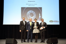 Climate and cost-efficient trailers are now instantly recognisable: BPW AirSave wins the European Transport Prize for Sustainability