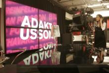 Adaktusson väljer Samsungs videovägg