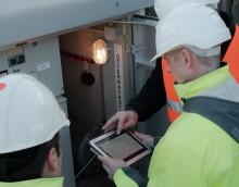 Augmented Reality nimmt Schaltanlagen des Bayernwerks in Betrieb