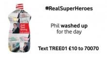 #RealSuperHeroes