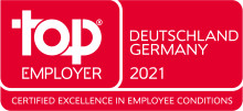apoBank als Top Employer 2021 ausgezeichnet