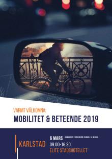 Programblad Mobilitet & Beteende 2019