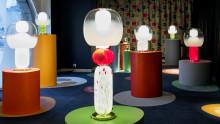 Svenskt Tenn lanserar belysningskollektionen Fusa producerad i Murano, formgiven av Luca Nichetto