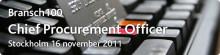 HTC och Symbal Chase presenterar på Bransch100s CPO Dag