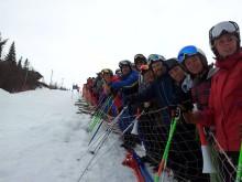I helgen gjorde 350 skidlärare upp om SM-seger