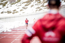 Det norske triatlonlandslagets forberedelser mot WTS Bermuda (VM-serien)