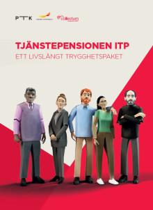 Ny rapport om tjänstepensionen ITP överlämnad till riksdagens ledamöter