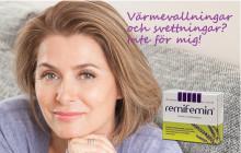 Ny hemsida för Remifemin lanseras i samband med Women in Red galan