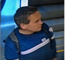 Appeal to trace man in CCTV following sexual assault in Southampton