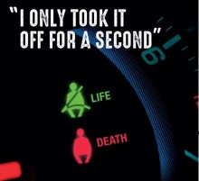 Merseyside Police support national seat belt campaign