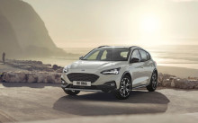 Her er prisene på Fords nye crossover, Focus Active