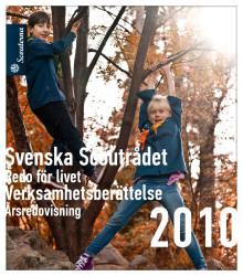 Svenska Scoutrådet Verksamhetsberättelse Årsredovisning 2010