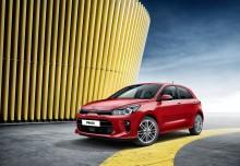 KIA løfter sløret for den helt nye Rio forud for premieren ved Paris Motor Show