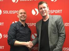Etablerad profil förstärker SolidSport