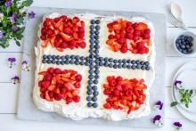 Disse kakene passer perfekt til 17.mai - feiringen