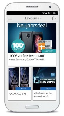 Innovatives Endkunden CRM System für Samsung Electronics: meinGalaxy