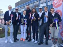 Succé för Mix Megapols Käpphäst Grand Prix