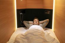 Ausgeschlafen nach Schweden: Stena Line installiert japanische Schlafkojen