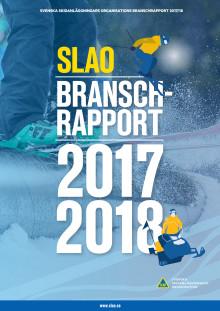 Branschrapport  2017/2018