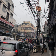 Bättre luft och bättre klimat går hand i hand för Delhi