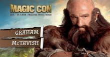 MagicCon 2018: Die Hobbit-Zwerge-Fraktion rückt mit Schauspieler Graham McTavish an
