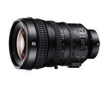 A Sony apresenta a lente 18-110 mm Super 35 mm/APS-C com zoom motorizado