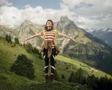 Weitwandern mit Fernsicht in der Schweiz