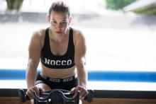 NOCCO ny sponsor till alpina stjärnan Michelle Gisin