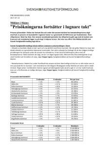 """Mäklare i Skåne: """"Prisökningarna fortsätter i lugnare takt"""""""